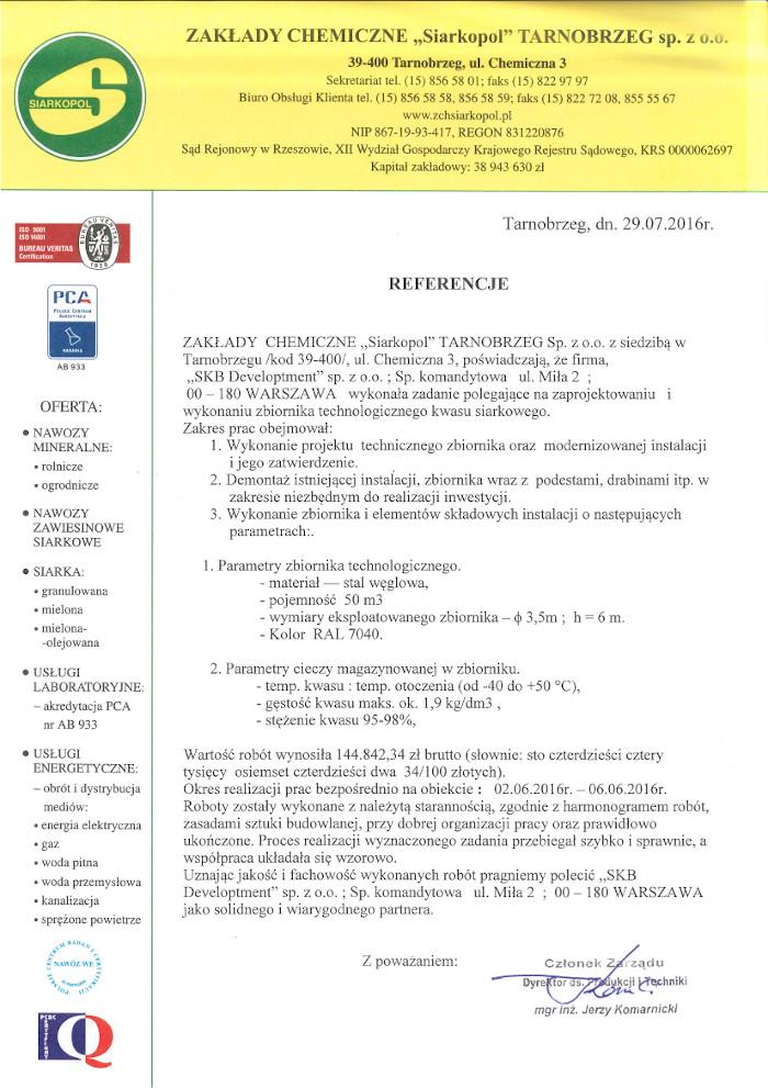 reference siarkopol-skb