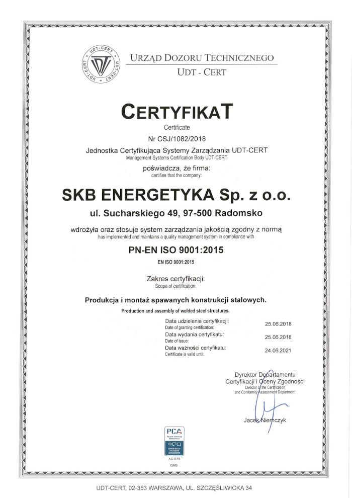 SKB Energetyka 9001